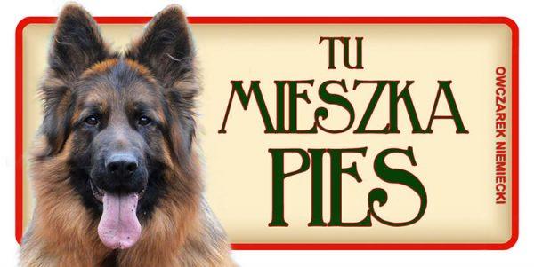 GERMAN SHEPHERD DOG LONG HAIRED 01 - Tabliczka 18,5x9,5cm.jpg